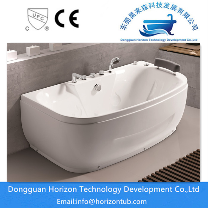 Round Apron Bathtub