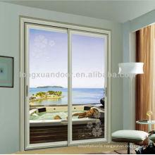 Mediterranean Exterior Aluminum Sliding Doors with Glass, Bifold Glass Doors