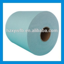 Cross Lapping/Parallel Viscose Polyester Wood Pulp Spunlace