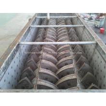 Anorganische chemische Industrie Paddle Dryer