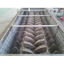 Secador de pás de indústria química inorgânica