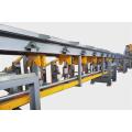 Máquina de corte de linha de corte de vergalhões de aço CNC