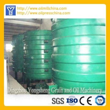 Equipamento de processamento de óleo de cozinha para todos os tipos de oleaginosas