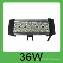 36w high power DC10-30V 3240LM led light bar