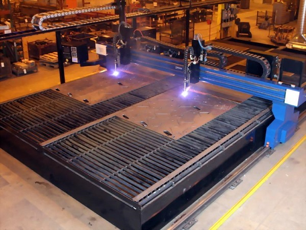 CNC plasma cutting machine (2)