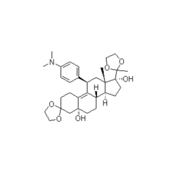 CDB2914 Intermediates, For Potent Contraceptive Drug CAS 126690-41-3