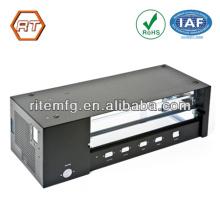 Rite Mfg custom metal enclosure for power supply