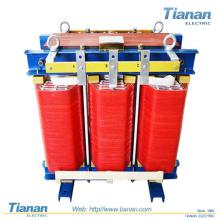 220V / 380V 30KVA-80KVA IP00 F / H SG Transformador de aislamiento de la energía de la serie / Trifásico