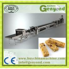 Nova linha de produção de barras de cereais de design