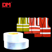 reflective fabric for reflection safety protection garment