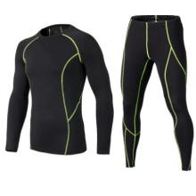 Trajes de los deportes de Camo de la alta calidad de la ropa de la aptitud al por mayor de los OEM