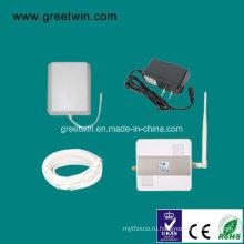 PCS1900MHz Мобильный телефон сигнал Booster / Repeater с цифровой светодиодной панели + Антенна кабель полный комплект