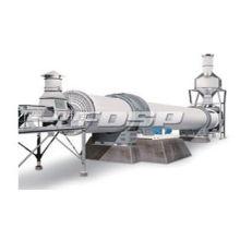 Alfalfa, Straw, Sawdust Drying Electrical Heating Steam Biofuel Machine / Rotary Dryer