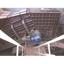 Caja de engranajes planetarios para la industria del cemento