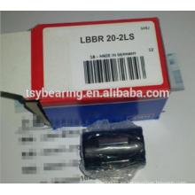 Rodamiento lineal de bolas LBBR 20-2LS