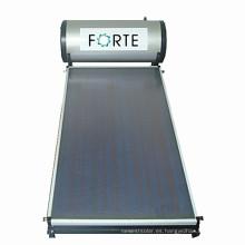 Colector de calor de la placa plana del tubo de calor solar de alta calidad