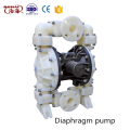 Luft-Doppelmembranpumpe Septum-Membranpumpe