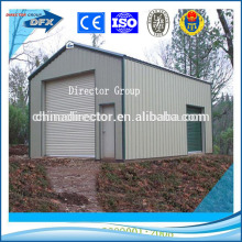 galvanized steel car shed design
