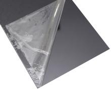 Feuille rigide de PVC gris pour l'électronique
