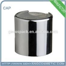 Caps de alumínio de boa qualidade para tampa superior de disco de garrafas de vidro