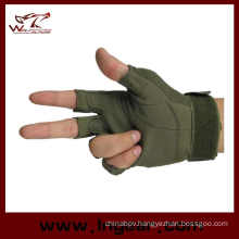 Special Operation Tactical Half Finger Assault Blackhawk Gloves