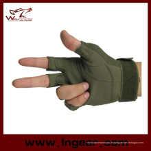 Sonderbetrieb taktische halbe Finger Angriff Blackhawk Handschuhe