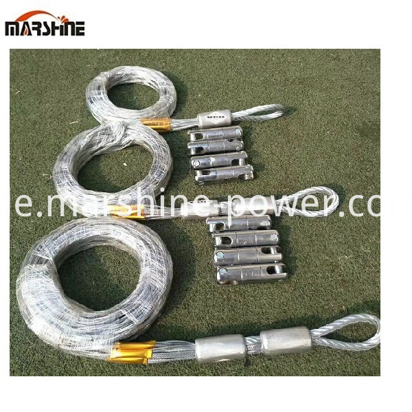 Wire Rope Pulling Grip