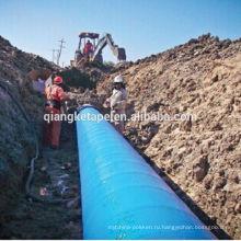 Вязко-упругие антикоррозионная упаковочная лента используют для подземных трубопроводов
