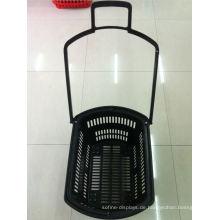Vierrad Rolling Store Basket