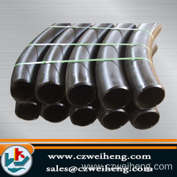 large diameter steel pipe bend