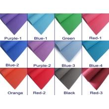many colours Pvc Foam yoga mat