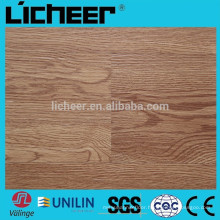 non-slip bathroom floor tiles/customized healthy vinyl flooring/wood grain vinyl flooring