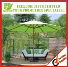 Paraguas de jardín personalizado de alta calidad
