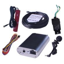 Combinaison de traqueur de véhicule de GPS pour toutes les voitures ou véhicule avec le suivi platfrom, mini taille, imperméable (tk108-kw)