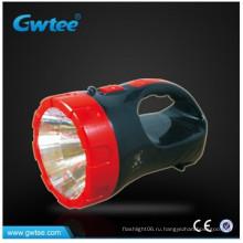 Портативный 15 светодиодных свинцово-кислотных аккумуляторов перезаряжаемые светодиодный аварийный свет с ручкой