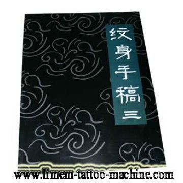 горячие высокое качество новейших популярные татуировки книга