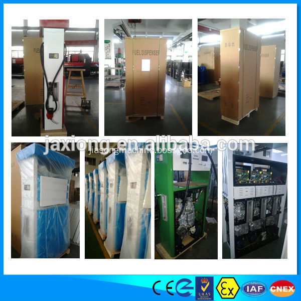 Fuel Dispenser Package