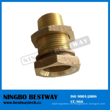 Conexión de salida de bronce 12.7 mm para medidor de agua (BW0Q18)