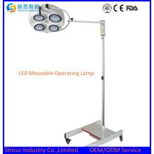 LED bewegliche Schattenlose Betriebsleuchte 500