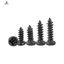 Cross Round Head Self Tapping Screw Pan