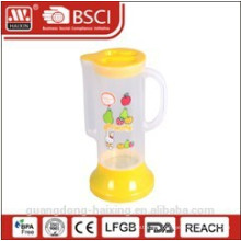 plastic water kettle 1.3L