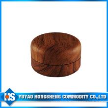 Tarro plástico color madera para crema