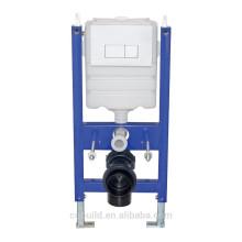 Cuarto de baño Cisterna oculta de 3/6 litros con botón de descarga doble CBC-103