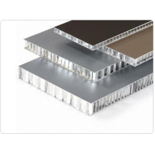 Paneles de pared de exposición de panal de aluminio personalizado