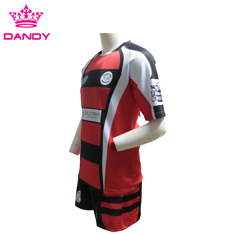 custom rugby uniforms
