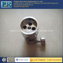 cnc machined stainless steel pipe fittings for smoking pipe