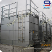 Counter Flow Closed Circuit Rectangular Liquid Cooling Tower