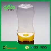 ningbo cixi packing box 100ML1000ML3000ML difierent capacity recycled plastic bottles wholesale