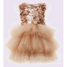 sex girls photos open midi dress flower girl dress scoop neckline sleeveless baby dresses ED747