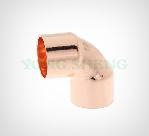 Copper Degree Elbow